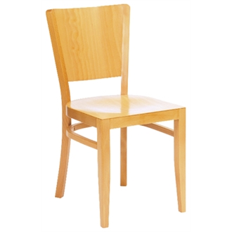 Basanova Set Of 2 Wooden Kitchen Dining Side Chairs Fully Assembled