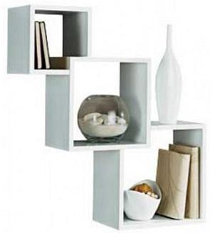 3 Cube Wall Storage