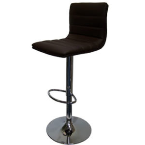 Amazon Cream Bar Stool Shiny Chrome Faux Leather Seat Height Adjustable