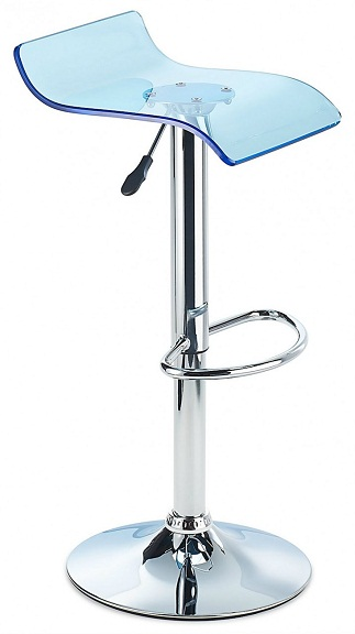 Tina Acrylic Kitchen Bar Stool