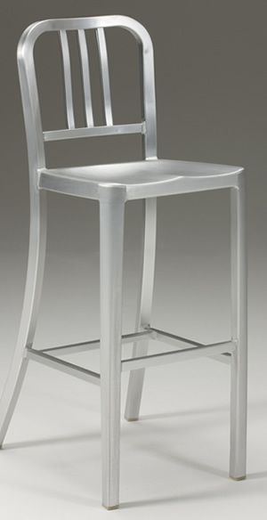 Mara Aluminium Indoor/Outdoor Highstool