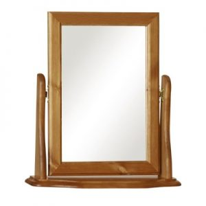 Carey Danish Made Pine Mirror
