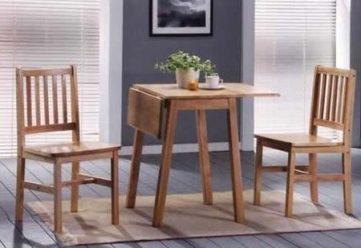 Ali Table And 2 Chairs - Extending
