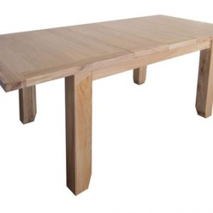 Canora Oak Table Large Extending Dining Table