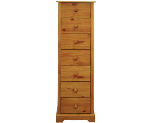 Balsam Pine 7 Drawer Chest