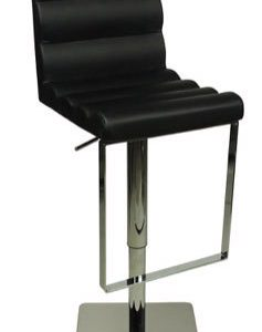 Beno Deluxe Kitchen Bar Stool Square Weighted Base Footrest