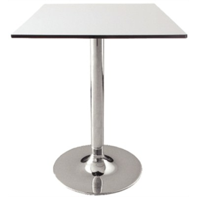 Gali Table Base - Chrome - Round