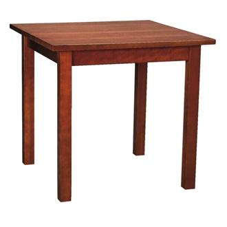 Halle Walnut Square Table