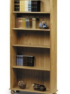 Camo Bookcase - Pine - 4 Shelves
