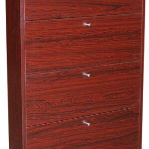 Tatler Oak Cd / Media Storage Cuboard