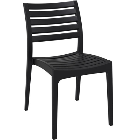 Garry Outdoor Chair Indoor Or Outdoor Stackable Chair