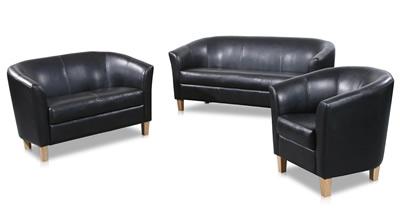 Clarissa Pvc Tub Chairs 1