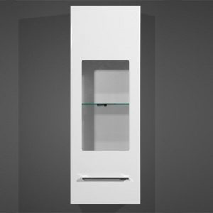 Calo Display Cabinet - High Gloss German Made Quality