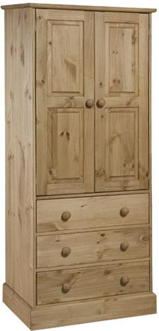 Dorset Traditional Pine 2 Door