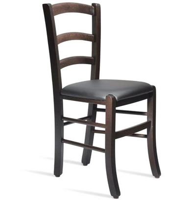Eva Assembled Wood Beech Dining Kitchen Chair