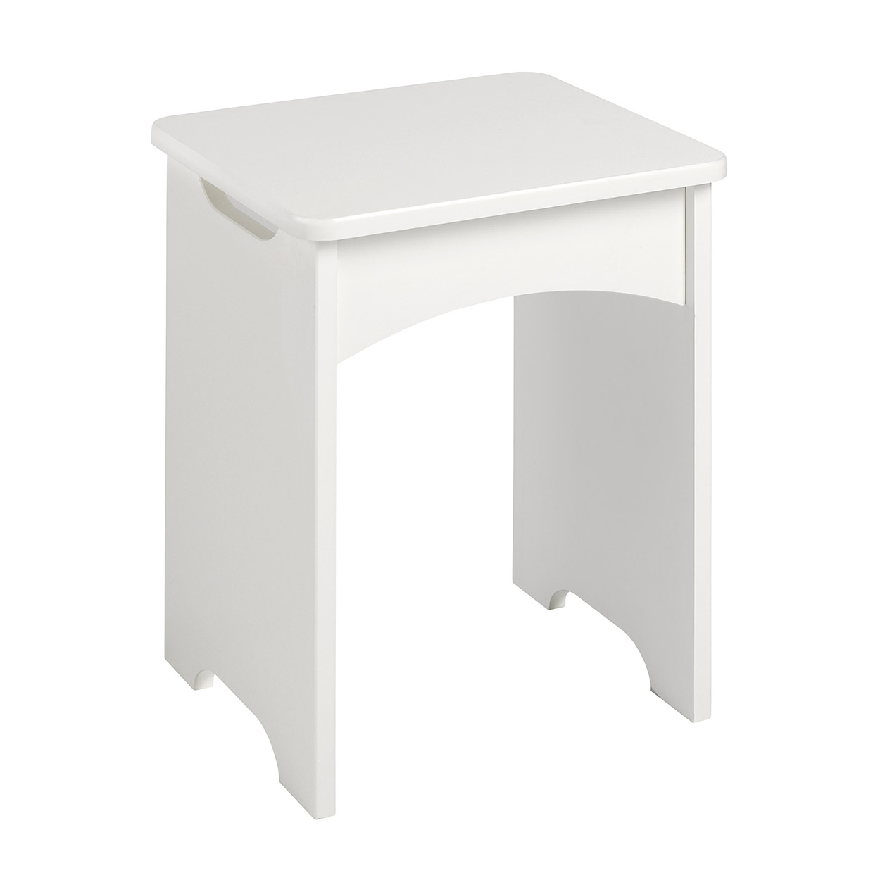 Fantasy Quality Bedroom Stool - Fully Assembled Variety Of Finish Colours