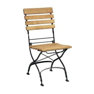 Sherman Folding Outdoor Side Chair