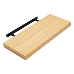 Holly Floating Shelf - Mdf - Oak