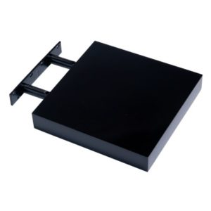 Holly Shelf - MDF - Gloss Black