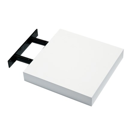 Holly Shelf MDF Gloss White