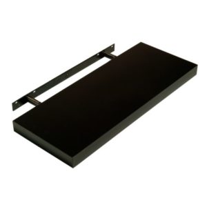 Holly Shelf MDF Gloss Black - X Large