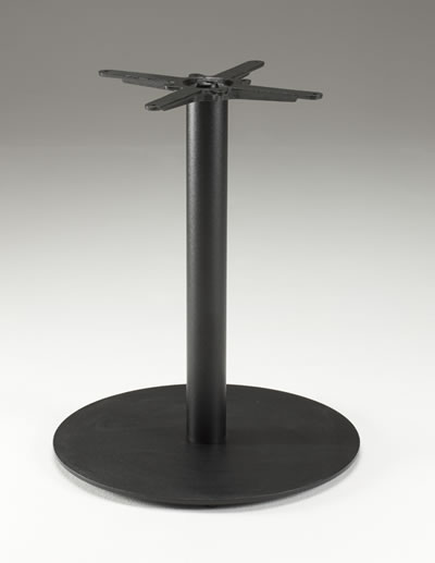 Inba Quality Cast Iron And Laminate Large Round Or Square Table Top