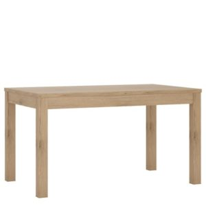 Kira Extending Oak Large Dining Table