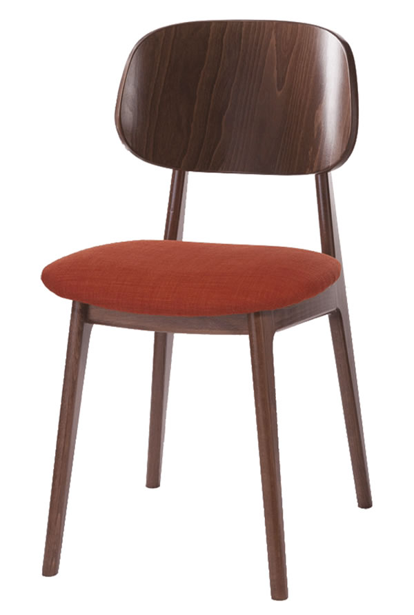 Lanar Retro Wood Frame Chair Design Your Own Kitchen Dining Chair Choose Your Own Colour And Fabric Materials Fully Assembled
