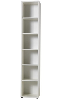 Mate Bookcase Narrow - 5 Shelf