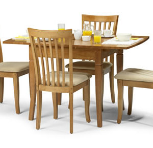 Newbon Extending Dining Set - Fully Assembled Chairs