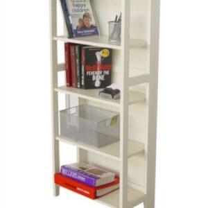 Nano Wood Bookcase - 4 Shelf