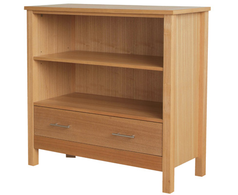 Oakdene Low Bookcase