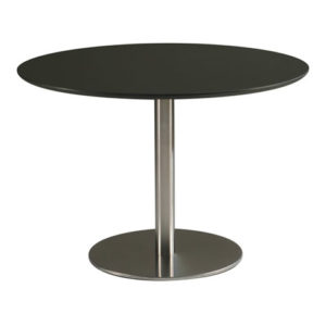 Oslone Round Marble Dining Kitchen Table With Choice of Granite