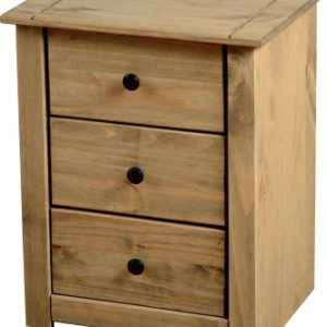 Panto Bedside Chest - 3 Drawer