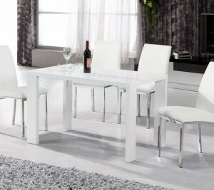 Tanzania Table And / Or Chairs - High Gloss
