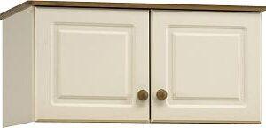 Rosemandy Cream And Pine Top Box - 2 Door Danish Made Quality
