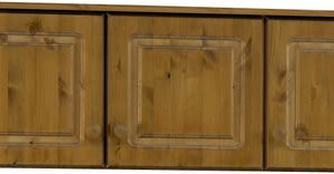 Rosemandy Antique Pine Top Box For 3 Door Wardrobe Danish Made Quality