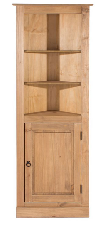 Dorset Traditional Pine Corner Unit