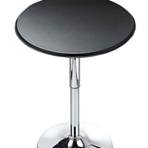 Seille Table Height Adjustable Poseur Kitchen Bar Table