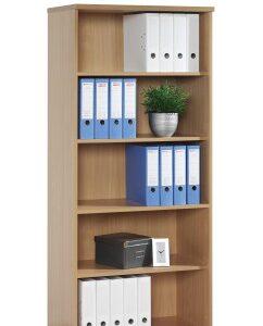 Large Lastro Bookcase - Maple