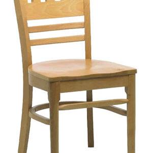 Stilk Wooden Beech Frame Kitchen Dining Chair Fully Assembled