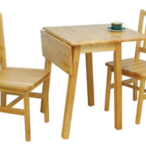 Suni Drop Leaf Space Saver Dining Set
