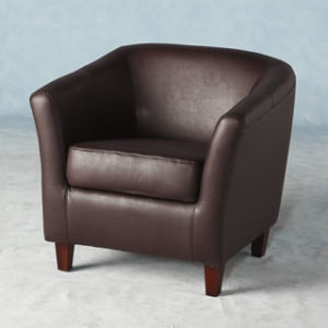 Brown Miami Tub Chair