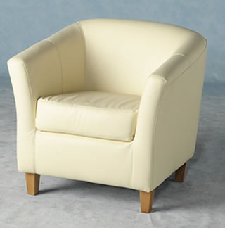 Cream Miami Tub Chair