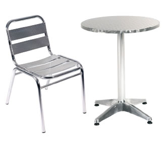 Ult Small Indoor Outdoor Garden Table And Chair