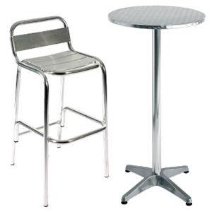 Ult Tall Bar Kitchen Table And Stool Indoor And Outdoor Use