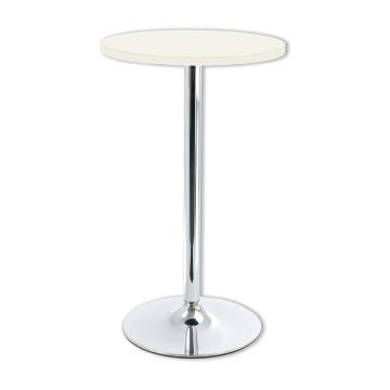 Westton Tall White Kitchen Bar Table