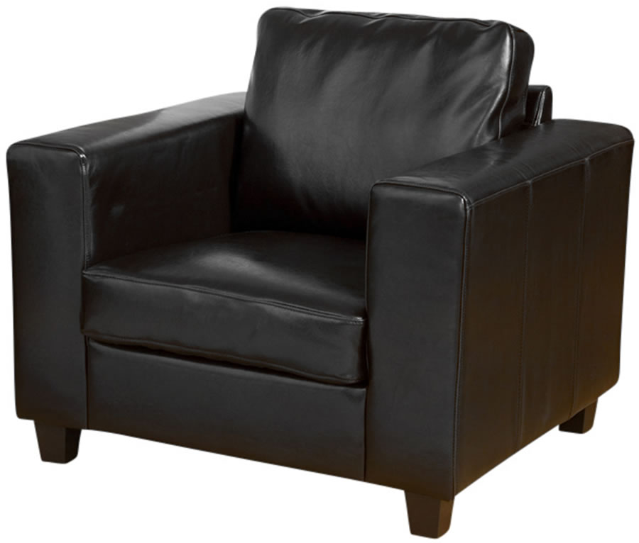 Frieda Quality Leather Tub Sofa In Choice Of Colours Quick Delivery