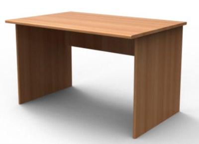 Quint Rectangle Panel End Desk 1200Mm