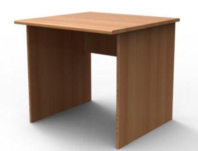 Quint Rectangle Panel End Desk 800Mm